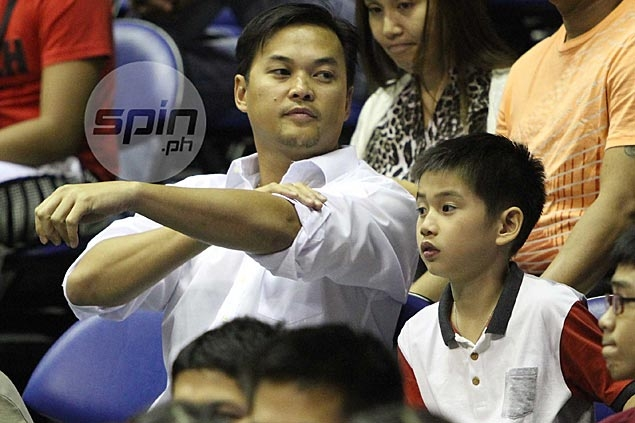 Owner Mikee Romero vows GlobalPort will be a David that will slay a Goliath like Alaska