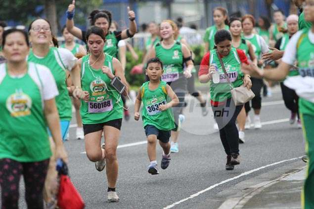National Milo Marathon Finals called off due to threat posed by super-typhoon Ruby