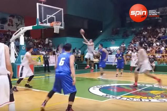 Mindanao Aguilas players seeing action in DeLeague hoping to become the next Peter June Simon, Mark Barroca