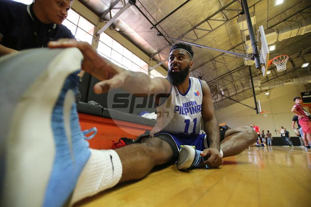 Mo Tautuaa taking trade rumors in stride, says all he can do is try to improve