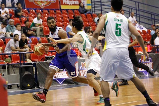 Unbeaten Cebuana Lhuillier clobbers lowly Livermarin to clinch outright semifinal berth