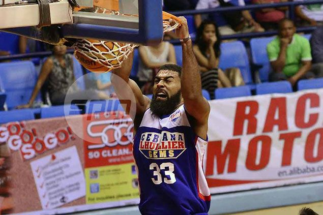 Moala Tautuaa, Jackson Corpuz help Gems overcome slow start to beat Tanduay and keep record unblemished