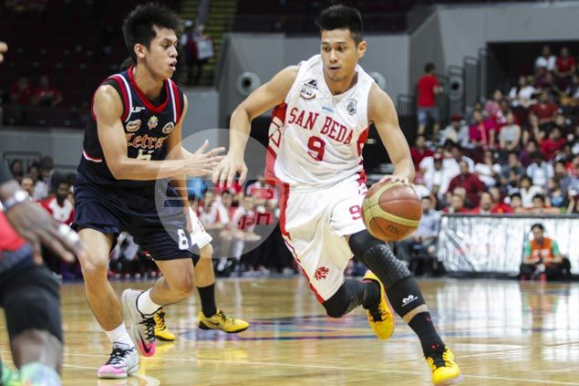 San Beda defeats Letran in playoff, enters NCAA Final Four as top seed for 10th straight season