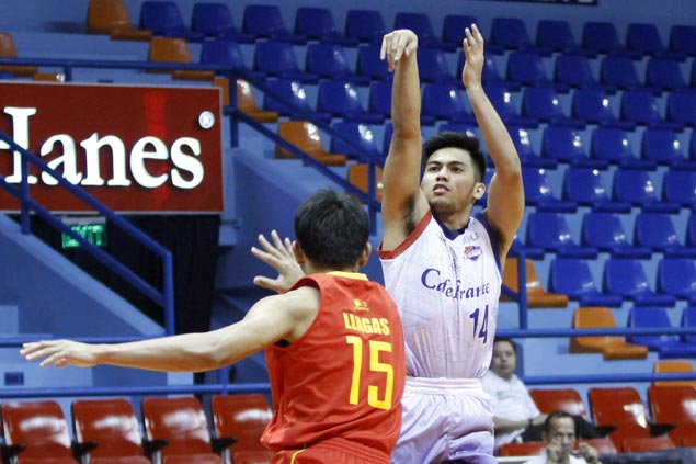 CafeFrance sweeps Tanduay to book return trip to D-League finals