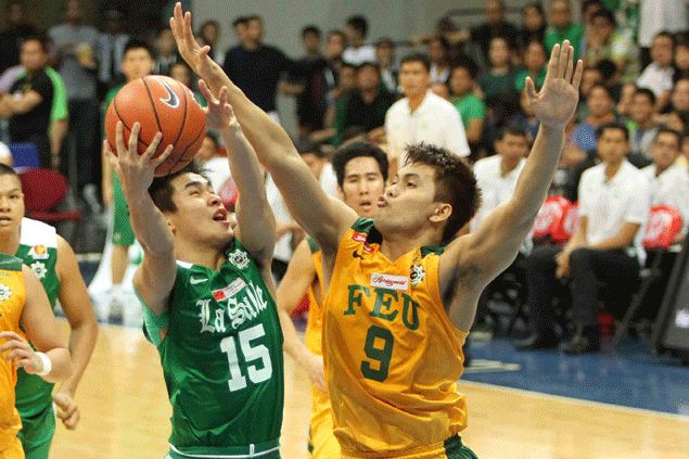 Injured Thomas Torres' advice to Kib Montalbo: 'Just play the game you love'
