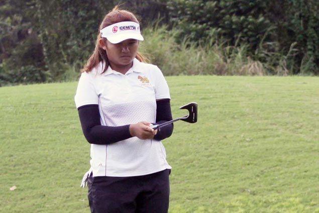 Thai shotmaker Mookharin Ladgratok sets pace in Ladies Philippine Golf Tour season-ender