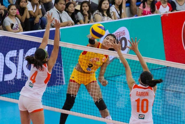 Philips Gold bounces back and eliminates winless Meralco from Super Liga