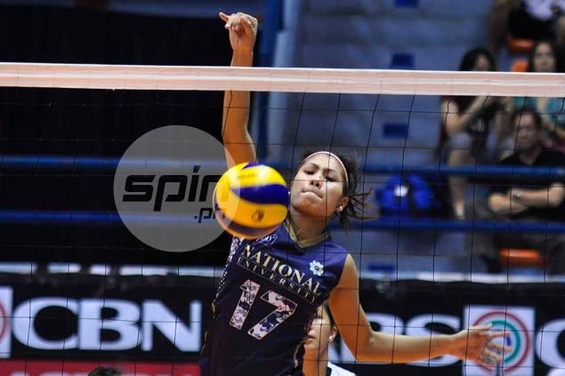NU Lady Bulldogs even record with victory over winless UE Lady Warriors