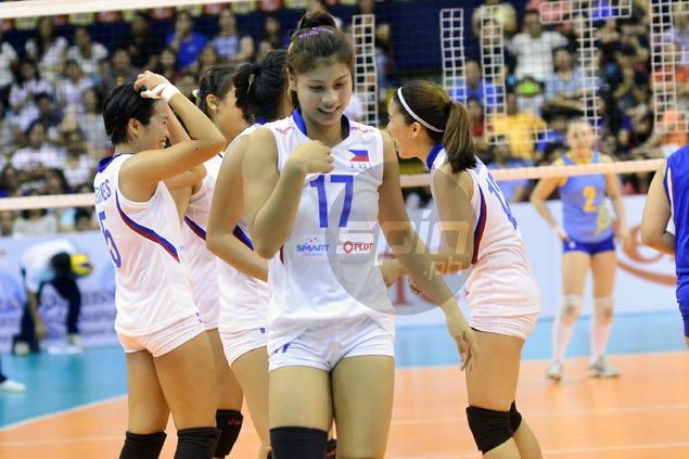 Super-sub Myla Pablo delivers huge in surprise start, repays faith of Philippine team coaches