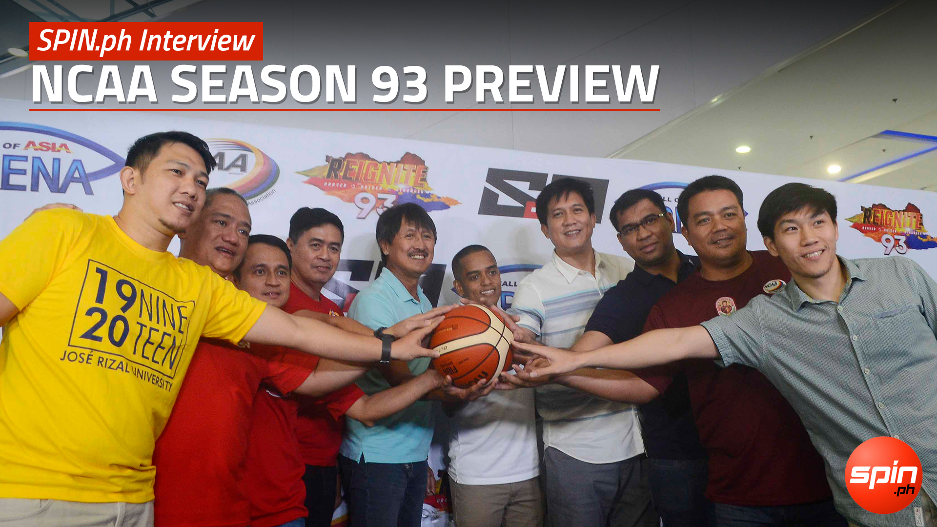 SPIN.ph Interview: NCAA Season 93 Preview (Part 2)