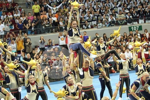 NU Bulldogs Pep Squad aims to cement status as UAAP cheerdance power with 'Bark to Back' quest