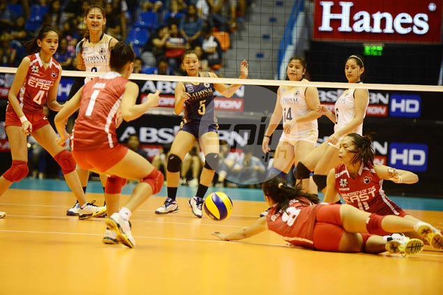 NU Lady Bulldogs stretch streak to three with rout of winless UE Lady Warriors