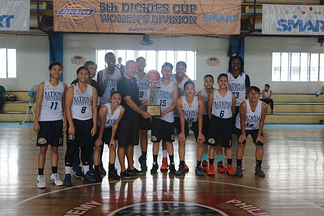 Lady Bulldogs down Lady Archers to complete unbeaten run to Dickies Cup championship
