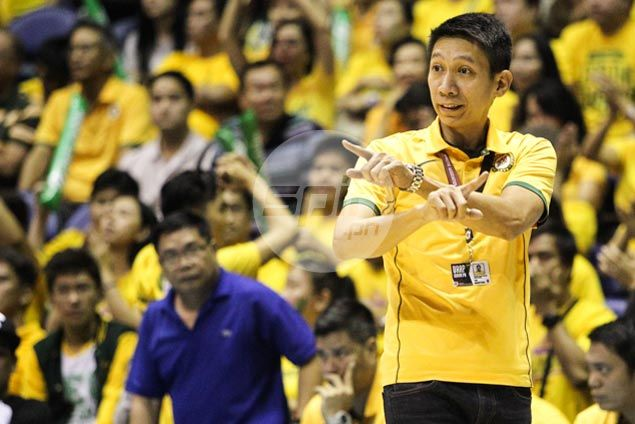 FEU coach refers to Tigers' Kevin Ferrer as 'co-MVP' but confident veteran Tamaraws will emerge champs