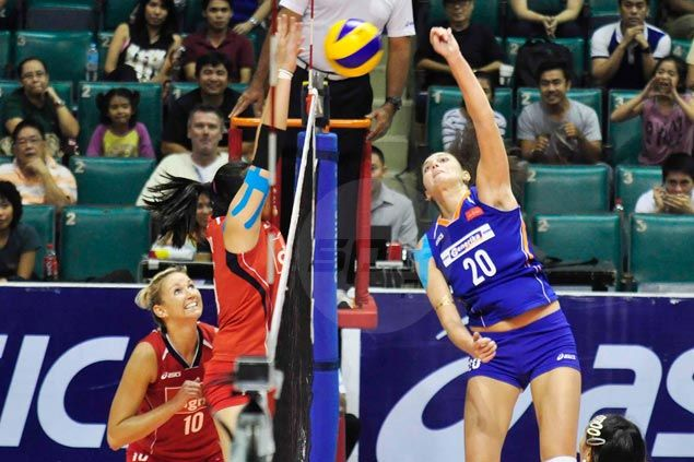 Generika scores fourth straight win, extends Cignal's skid to four