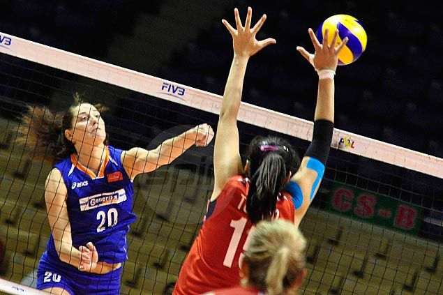 Generika stops Foton in straight sets for second consecutive victory