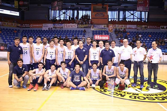 Bullpups open UAAP title defense with overtime win over Baby Tams