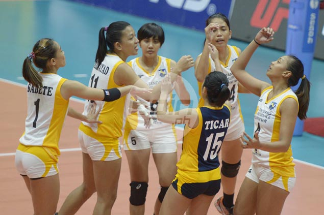 Pau Soriano leads way as Navy whips Amy's Kitchen at the start of PSL classification phase