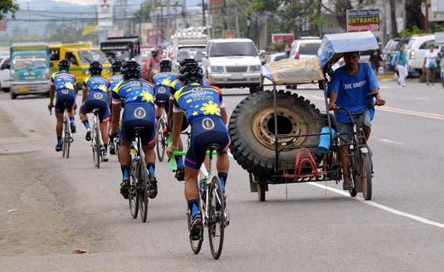 Focus on home bet Reimon Lapaza when Ronda Pilipinas fires off in Mindanao