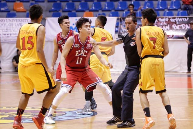 Already struggling to score match wins, EAC and Mapua now set to absorb losses by forfeiture for lack of players
