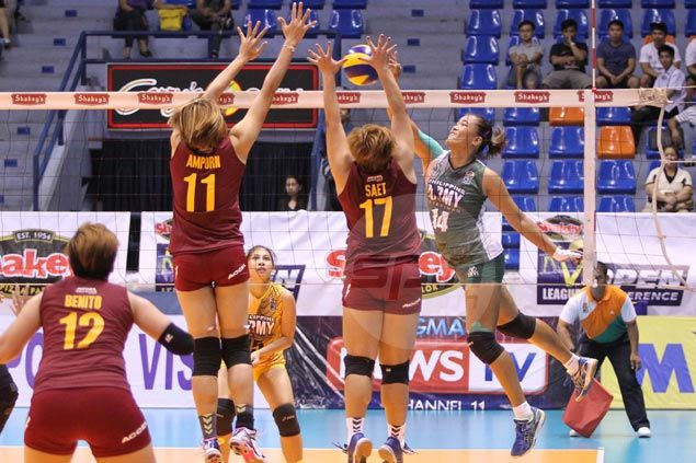Army edges Cagayan Valley in five to reach Reinforced Conference finals unbeaten