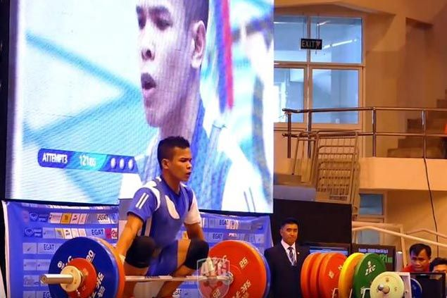 PH weightlifter Nestor Colonia gets nod to compete at Rio Olympics
