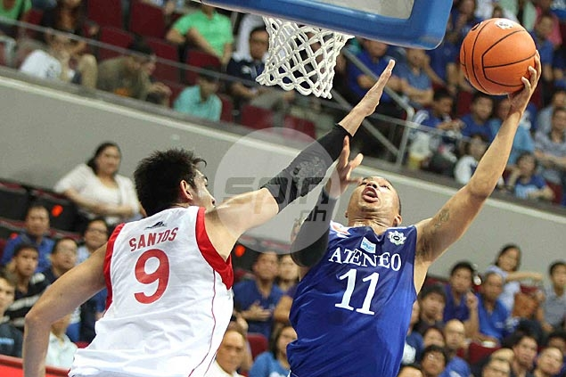 High-flyer Newsome looks forward to competing vs Melton and Co. in PBA slam dunk contest