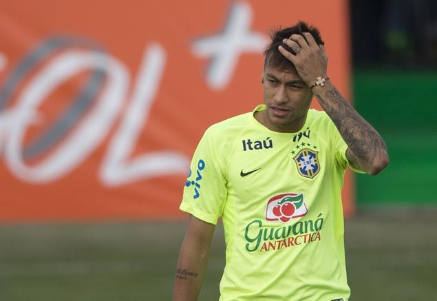 Brazil loses without Neymar, Messi-less Argentina also falls in World Cup qualifiers
