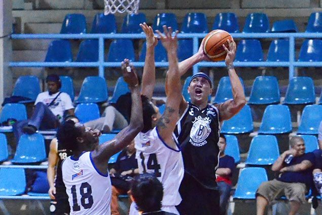 Metro Racal turns back Laguna Busa for second straight win in FBA tournament