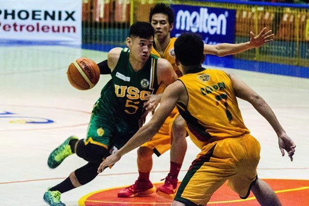 USC Warriors whip USJ-R Jaguars to stretch streak to eight and gain share of Cesafi lead