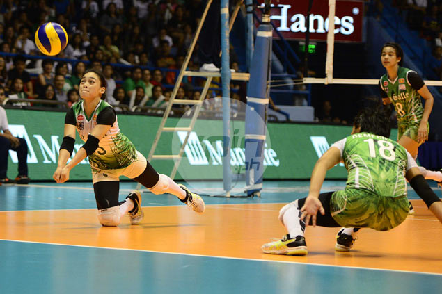 La Salle slams door on NU Lady Bulldogs, gives UP a free ride to Final Four