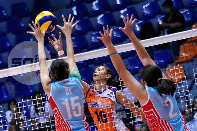 Foton gains share of second spot with straight-sets win over weary Shopinas.com