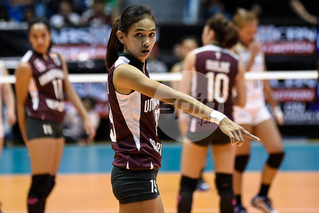 Nicole Tiamzon takes pride in Final Four run of young Lady Maroons