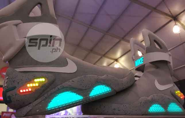 Nike hints at release of new, screen-accurate MAG shoes from 'Back to the Future II'