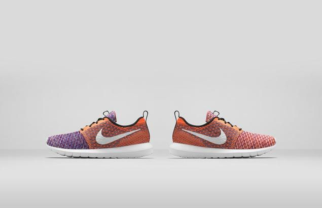 Nike Roshe Flyknit shoe truly one of a kind. Find out why