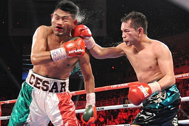 Nonito Donaire very much willing to give Mexican slugger Cesar Juarez a rematch