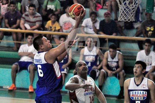 Cebuana Lhuillier gets a win streak going with rout of struggling AMA Titans