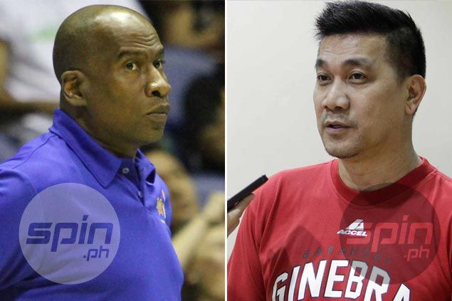 Ginebra's restored run-and-gun offense, import Dunigan get early test from Meralco