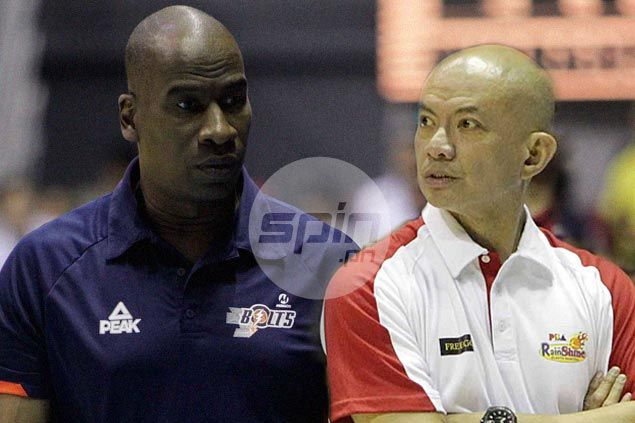 Guiao hoping Rain or Shine's playoff experience counts in semis face-off against Meralco