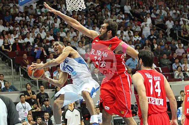 Mark the date: Gilas to get another shot at nemesis Iran on September 25 in Asian Games prelims