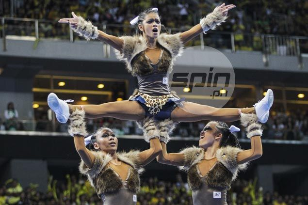 Mixed emotions on social media as NU completes UAAP Cheerdance treble