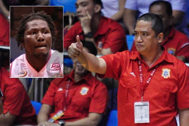 Ola Adeogun set for return as San Beda Red Lions start second round against Mapua Cardinals