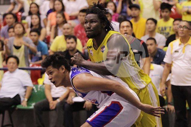 Adeogun, De la Cruz carry undermanned Hapee past Cebuana and into D-League finals