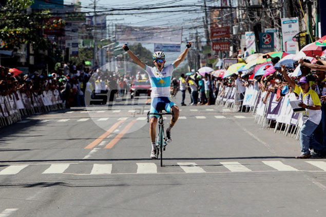 Kazakh rider Oleg Zemlyakov shows way after ruling longest stage of Le Tour
