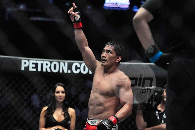 Eduard Folayang expresses willingness to fight ONE featherweight champ Marat Gafurov