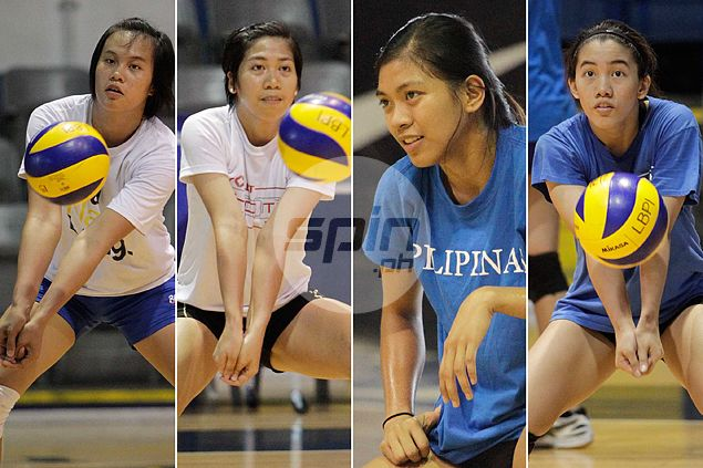 Lean turnout for PH practice, but Gorayeb given commitment by Dindin, Daquis, Gonzaga, Lazaro