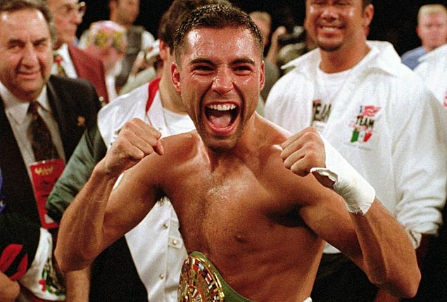 Oscar De La Hoya says 'boring' Mayweather perfect for 'Dancing with the Stars' in retirement