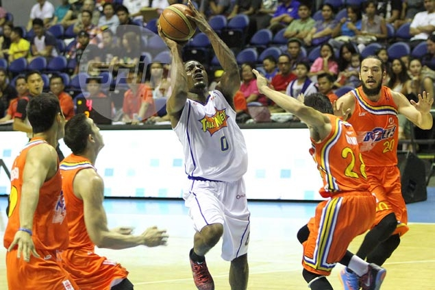 Tim Cone bares Ginebra bringing in former TNT import Othyus Jeffers for Commissioner's Cup