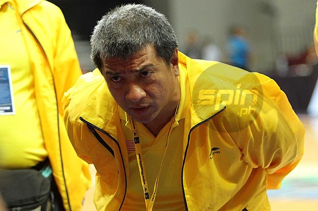 Pinoy coach of Malaysian national cage team does best he can to lift a 'fifth-class sport'