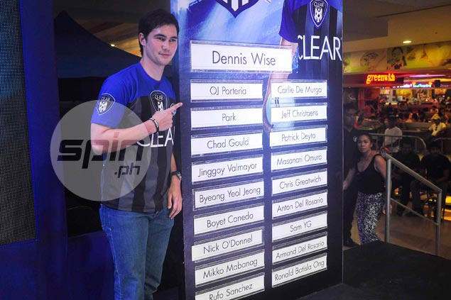 Sibling rivalry rekindled as Younghusbands take sides in Clear Dream Match draft